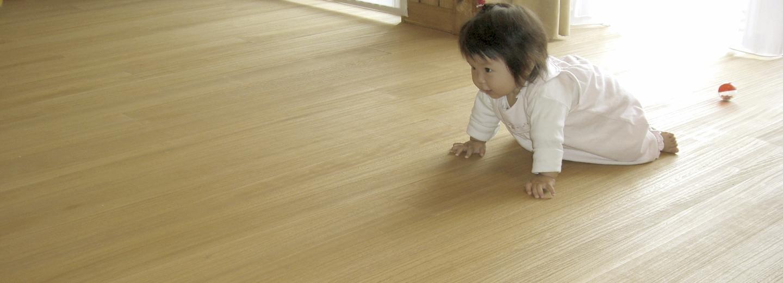 柔らかい床「桐」
